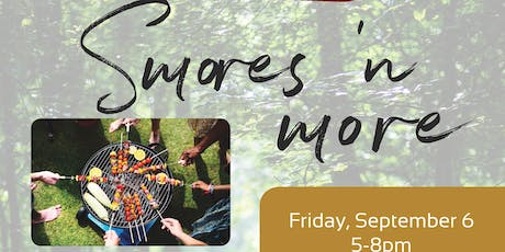 Smores 'n More: The Willow Island Campfire Experience tickets