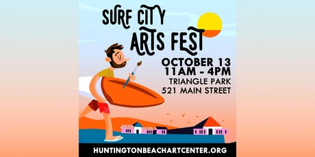 Surf City Arts Fest tickets