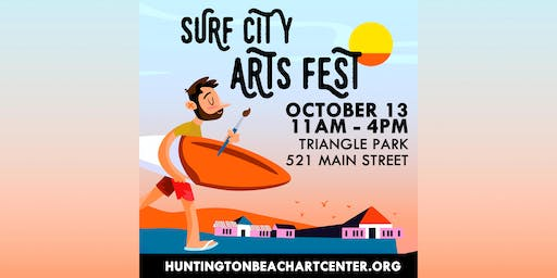 Surf City Arts Fest
