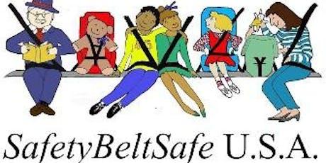 FREE Educator Workshop in Child Passenger Safety tickets