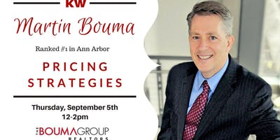Martin Bouma-Pricing Strategies