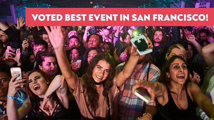 New Year's Eve with Dillon Francis in San Francisco + Open Bar image