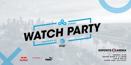 #C9Fam Watch Party presented by AT&T tickets
