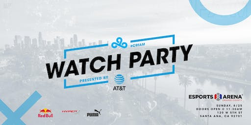 #C9Fam Watch Party presented by AT&T