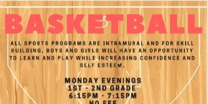 Sport Intramural and Skill Building (Basketball)