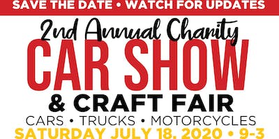 2nd Annual Charity Car Show