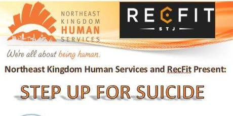 Step UP for Suicide tickets