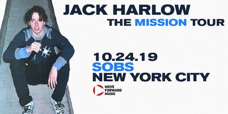 Jack Harlow - The Mission Tour tickets