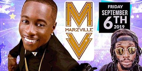 MARZVILLE live at International Fridays tickets