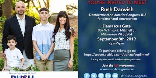 Meet Rush Darwish