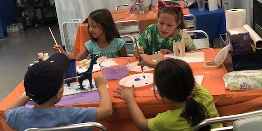 Art Camp ages 5-9