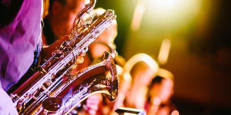 Nu Moods: Live Jazz Fusion Jam tickets