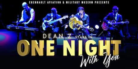 Elvis Tribute Artist Dean Z tickets