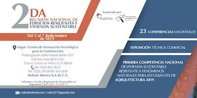 2da Reunión Nacional de Edificios Resilientes y Vivienda Sustentable