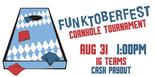 Funktoberfest Cornhole Tournament