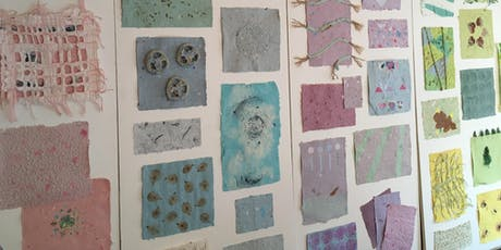 Papermaking Workshop incorporating Textiles tickets