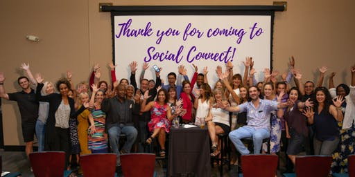The Social Connect Business Happy Hour Finale