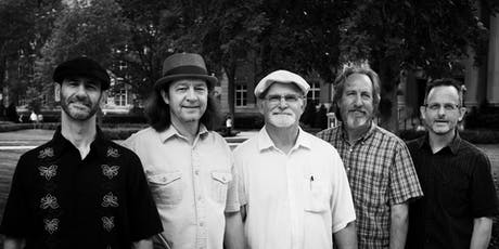 DAN NEWTON'S CAFE ACCORDION ORCHESTRA with special guest tickets