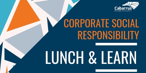 Corporate Social Engagement Lunch & Learn