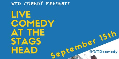 Live Comedy at the Stag's Head tickets