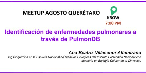 Identificación de enfermedades pulmonares a través de PulmonDB