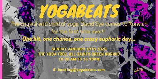 Yogabeats Rave with David Sye