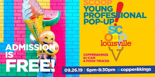 Young Professional Pop-Up