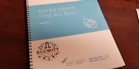 Mental Health First Aid Course for Women in Trades (and related careers) - Victoria. tickets