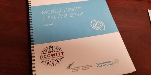 Mental Health First Aid Course for Women in Trades (and related careers) - Victoria.
