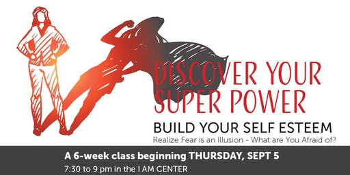 Discover your Super Power