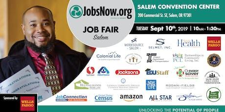 Salem Job Fair-JobsNow.org tickets