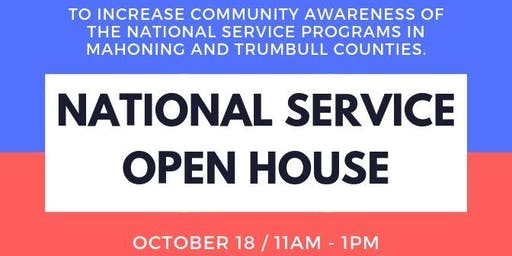 National Service Open House