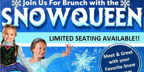 Snowqueen Brunch tickets