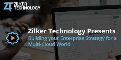 Building Your Enterprise Strategy for a Multi-Cloud World Discussion