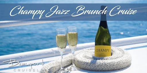 Champy Jazz Brunch Cruise