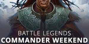 Magic Commander Weekend at Round Table Games