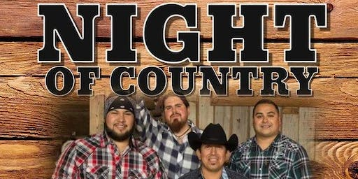 Night of Country! Mario Flores & the Soda Creek Band!