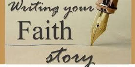 Write and Share Your Faith Story tickets