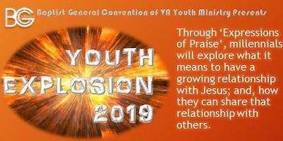 Youth Explosion 2019 - Eastern VA Region