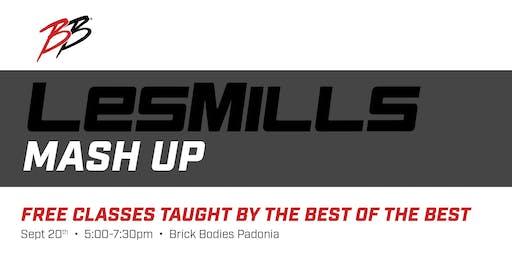 Les Mills Mash Up