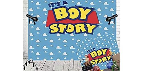 Copy of ITS A BOY STORY