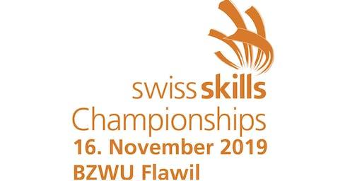 1. SwissSkills technologue du lait / Milchtechnologen
