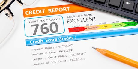 Credit 101-What's in Your Report? tickets
