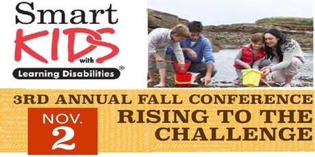 3rd Annual Fall Parenting Conference: Rising to the Challenge tickets