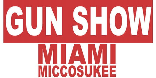 Miami GunShow Aug  24th-25th at the Miccosukee  Resort. Concealed Class $49