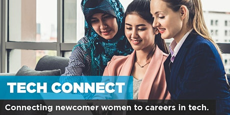 YWCA Tech Connect Info Session | FREE Program for Newcomer Women in Tech tickets