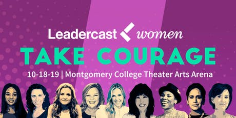 Leadercast Women - Take Courage tickets