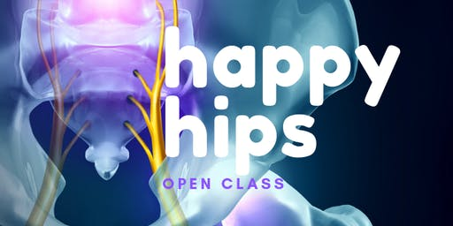 Open Class - Happy Hips!