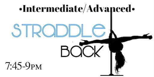 Monday 9/2-- Intermediate/advanced