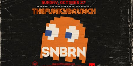 FUNKY BRUNCH ft SNBRN tickets